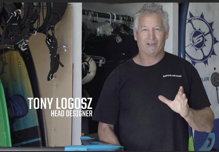 Windsurf Foil Academy Instuctor Tony Logosz