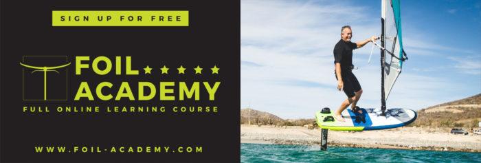 Windsurf Foil Academy