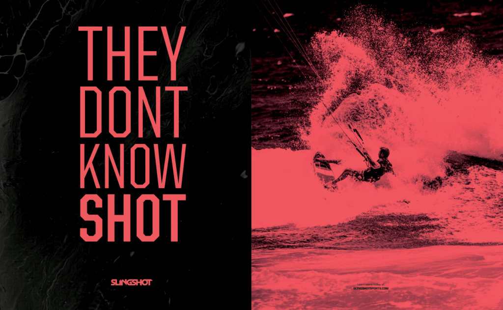 Slingshot Kiteboarding, They Dont Know Shot Campaign image