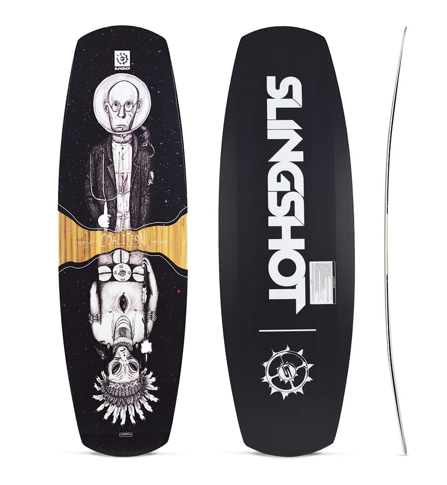slingshot wakeboards coalition