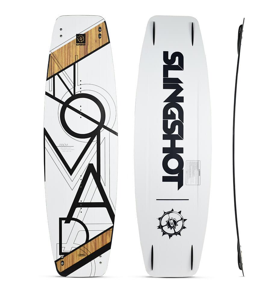 slingshot wakeboards nomad