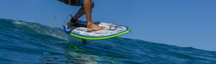 surf foil footstrap