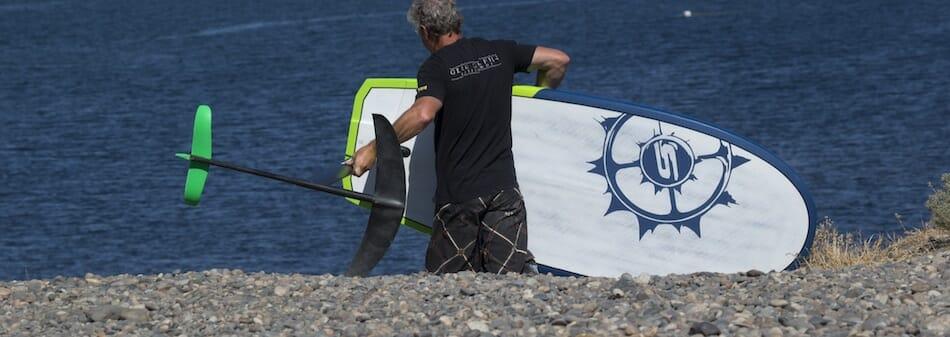 Windsurfing Foil Board Shapes Explained - Slingshot Sports