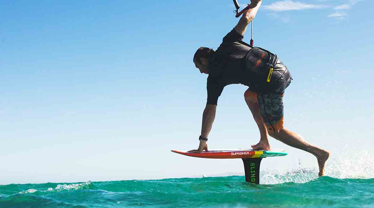 How to kitefoil - Top FAQ - Slingshot Sports Official