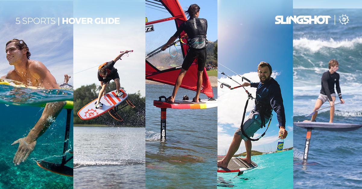 Hover Glide Modular Foil by Slingshot Sports - Slingshot Sports