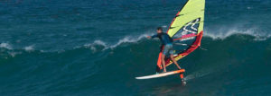 freestyle windfoil board