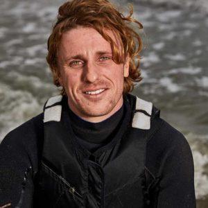 Willem Hooft Adaptive Kitesurfing