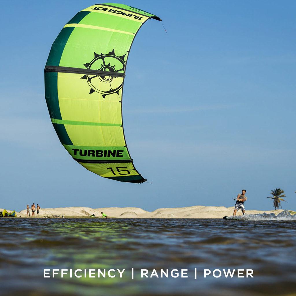 Turbine kite
