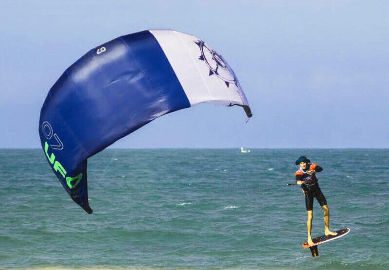 Ufo Strutless Kite