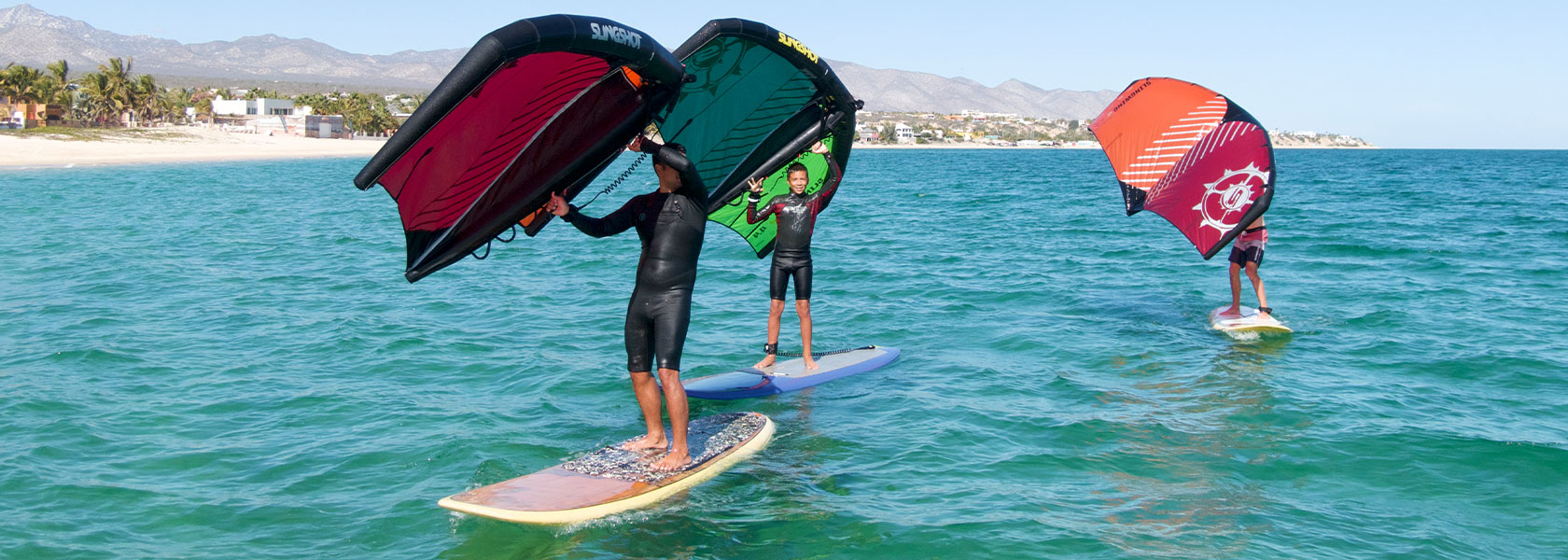 SUP Wing Surf
