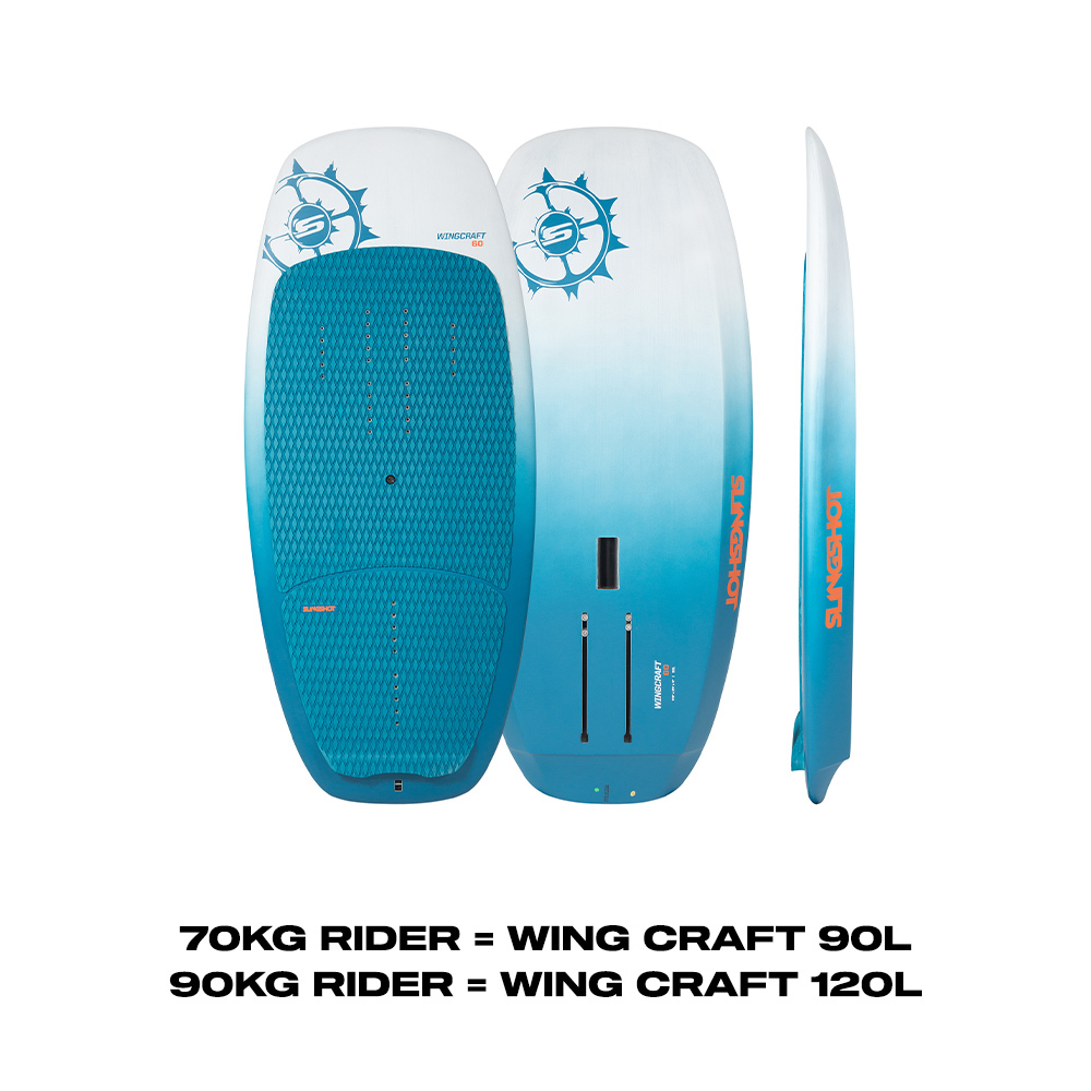 Wing Craft Foil board